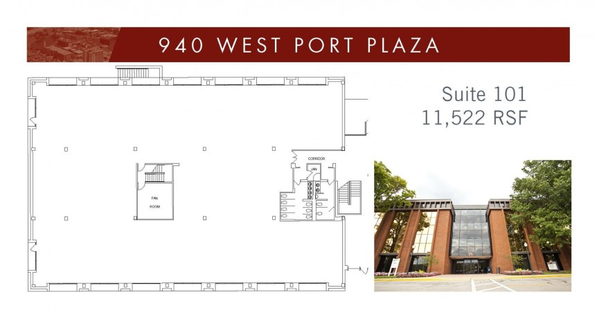 940 WPP Suite 101 - 11522 SF with bldg image